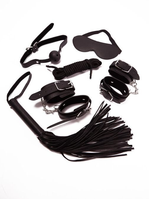 Ann Summers The Ultimate Bondage 6 Piece Set - Bondage Toys & more